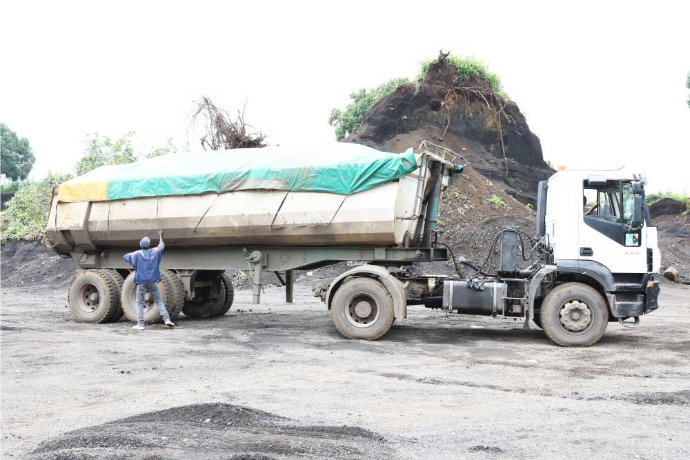 transport goods